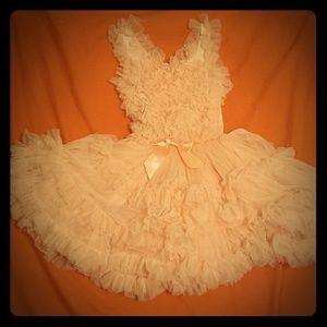 Super Fluffy Pink Tutu Dress
